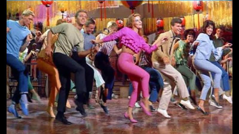 Пока, пташка\Bye Bye Birdie. US.1963(в ролях: Энн-Маргрет, Джанет Ли, Дик Ван Дайк-мюзикл, комедия) без перевода, Eng.