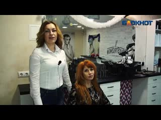 Мастер-класс модной прически на новогодний корпоратив.mp4
