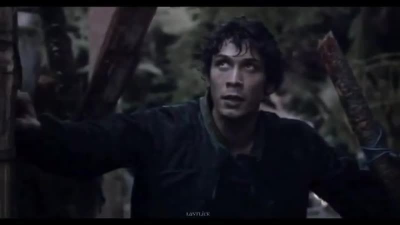 Bellamy blake | if you don't end up marrying Clarke can you at least marry m