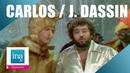 Carlos et Joe Dassin Le bougalou du loup-garou   Archive INA