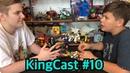 KingCast 10 ОБСУЖДАЕМ НОВЫЕ НАБОРЫ ЛЕГО НИНДЗЯГО 2020 ГОДА ДАВИД В ДУШЕ😱