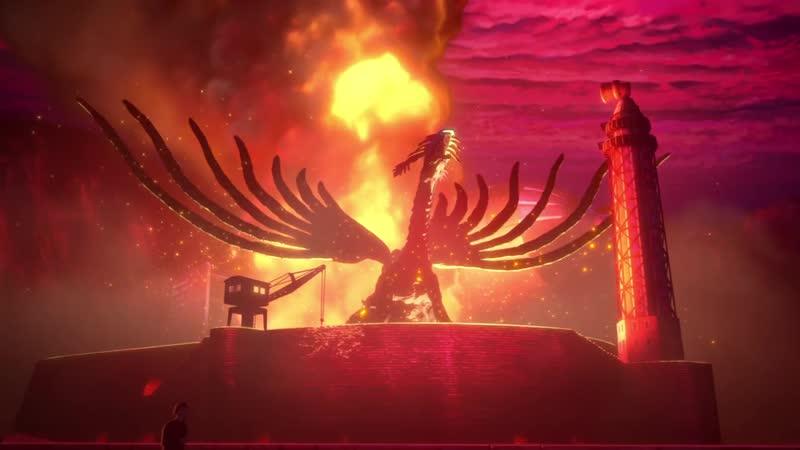 Трейлер Небесные драконы(Kūtei Dragons)