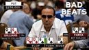 TOP 5 MOST BRUTAL POKER BAD BEATS EVER!