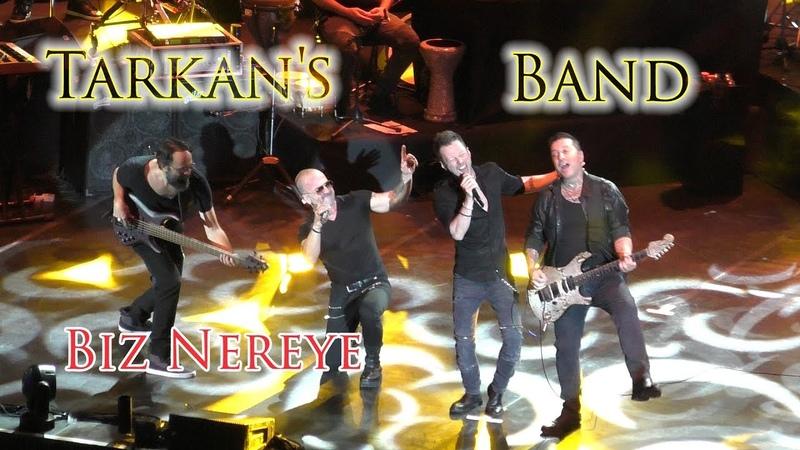 Tarkan's Band Biz Nereye 14 05 2019