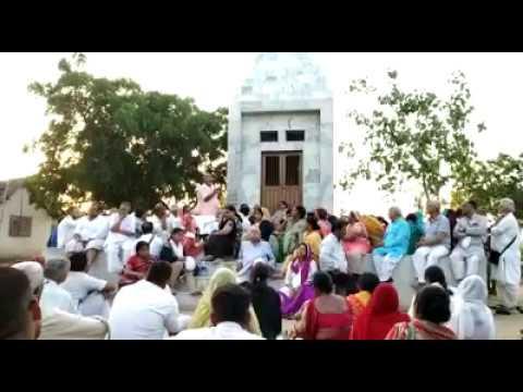BV Sridhar Maharaj - 07.10.2019, Uddhava Kyari (from another camera)