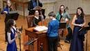 Handel L'Allegro: Sweet Bird. Amanda Forsythe, Emi Ferguson Voices of Music 4K