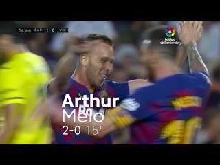 Барселона 2:1 Вильярреал