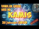 RAMALAN ZODIAK HARI INI KAMIS 23 JANUARI 2020   ZODIAC FORECAST JANUARY 23, 2020
