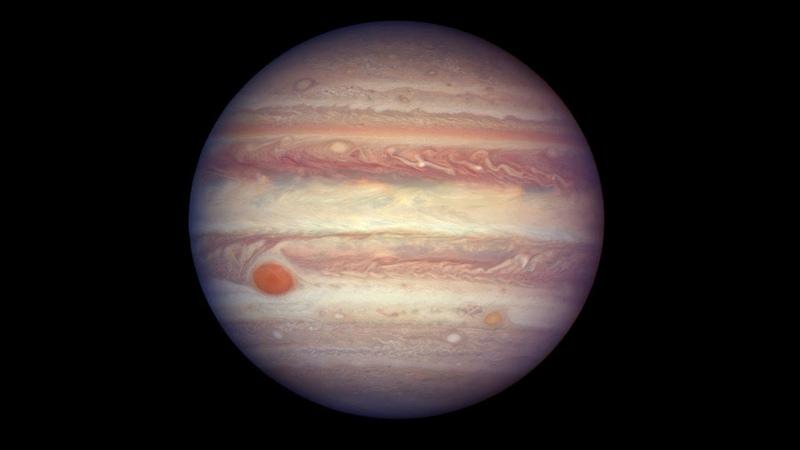 Something slammed into Jupiter, it was visible form Earth