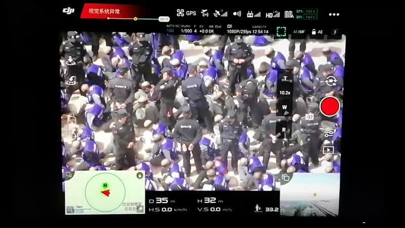 Видео 2019 года. Лагеря в коммунистическом Китае. Синьцзян-Уйгурский автономный район в Китае. коммунизм=фашизм