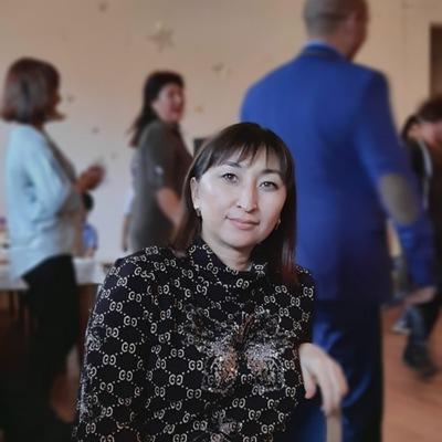 Айна Сатаева
