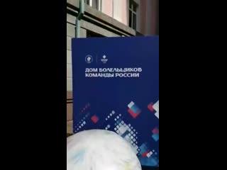 Берёзка в жопе! Талисман Котик для болельщиков России от Артемия Лебедева.mp4