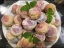Пирожное Персики забытые рецепты вкус моего детства 🍑