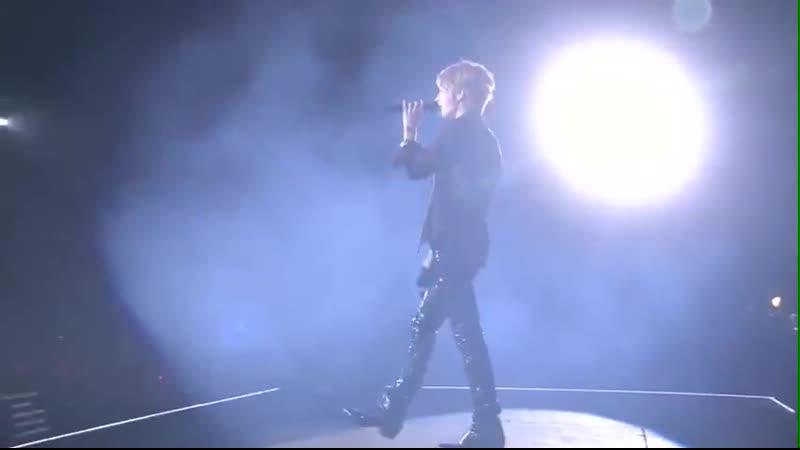 [DVD cut] Kim jaejoong - 04.Kiss B _2013 1st Album Asia Tour Concert in Japan_