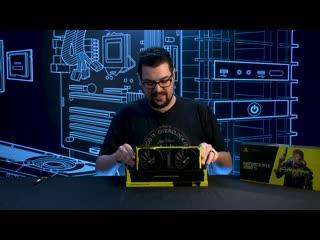 Детальный обзор на Nvidia GeForce RTX 2080 Ti в стиле Cyberpunk 2077.