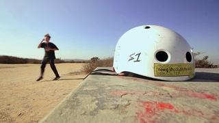 Cole Trotta / Laguna Beach / S1 Helmet Co.