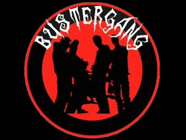 Bustergang Jeansy