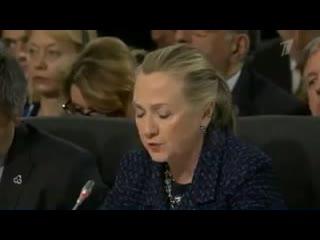 Хилари Клинтон  Пытается остановить Путина о создании нового СССР