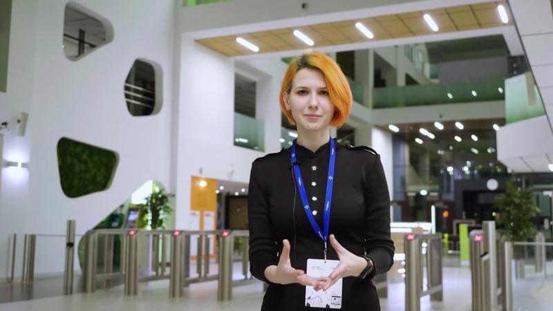 Сакина Зейналова о себе и конкурсе РОСТ ISEF