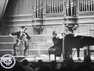 Daniil Shafran plays  Rachmaninov. Vocalise.