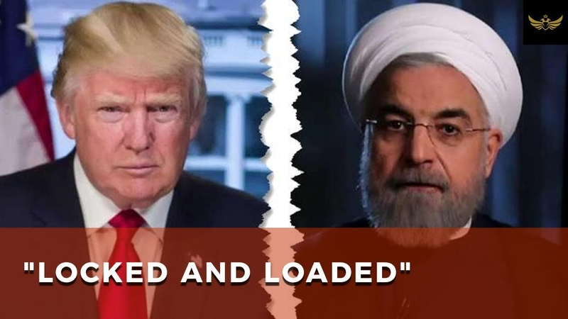 Locked and loaded. Will MBS order US to go to war with Iran?