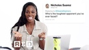 Sloane Stephens Answers Tennis Questions From Twitter Tech Support WIRED