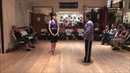 Tango Lesson: Leader's Back Sacada