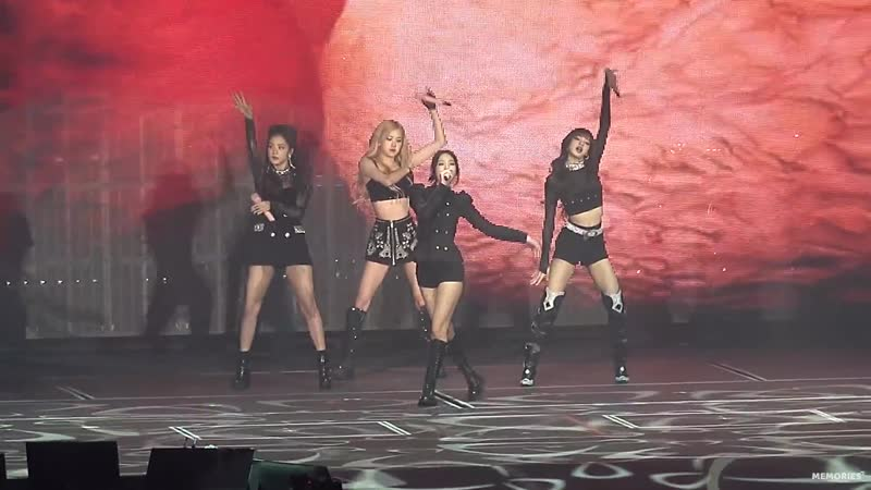 200105 BLACKPINK - KILL THIS LOVE (jap. ver.) @ IN YOUR AREA DOME TOUR Osaka (Day 2)