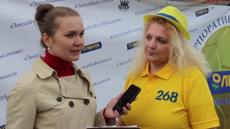 Люди ЛЕНТЫ - Наталья Уханёва (ТК 2268)