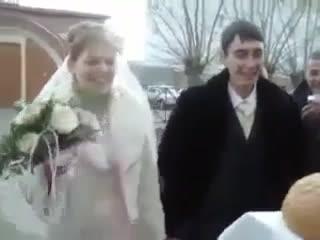 Свадьба.Когда очень хочешь быть главной...