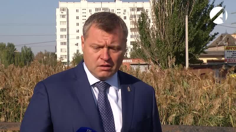 Игорь Бабушкин поручил завершить реконструкцию парка судоверфи им С М Кирова до 4 ноября