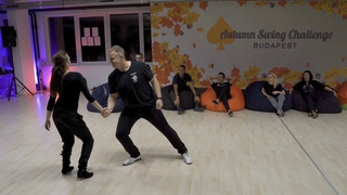 Autumn Swing Challenge 2019 Pro JnJ Kyle Redd & Irina Puzanova