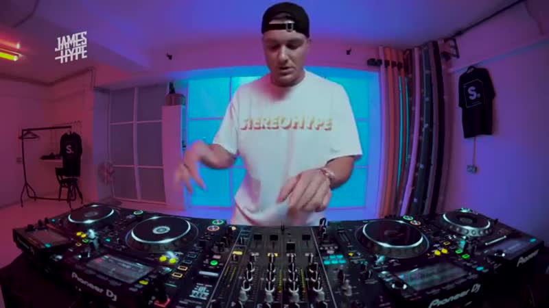 James Hype | 4 DECKS IN THE MIX [Record]