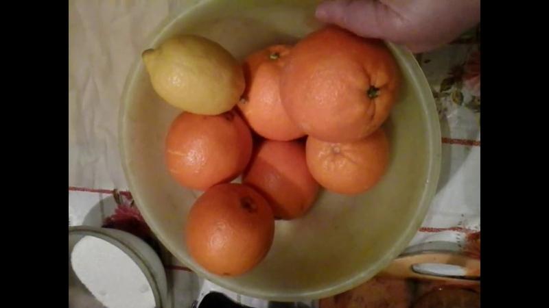 Быстрый в приготовлении и ооочень вкусный апельсиновый джем