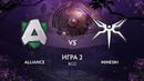 Alliance vs Mineski Game 2 Group A The International 2019
