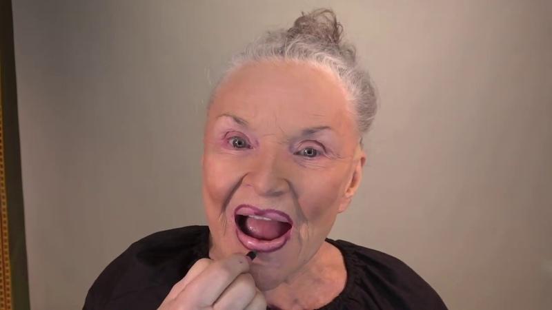 78, Looking Great Un-redacted footage of Moms Makeup Routine