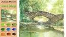Without Sketch Landscape Watercolor - Stone Bridge (wet-in-wet, Arches) NAMIL ART