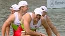 ICF Canoe Sprint and Paracanoe World Championship 2019 Szeged Hungary C4 500 m men Final A