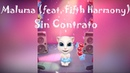 Maluma feat Fifth Harmony Sin Contrato KITTY DANCE
