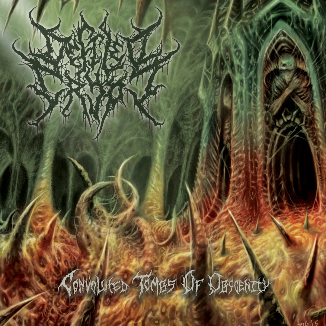 Defiled Crypt - Convoluted Tombs of Obscurity