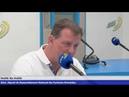 Louis Aliot vient soutenir la liste Rassemblement National d'Alain Descombels