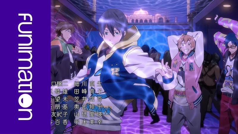 Free! -Iwatobi Swim Club- – Ending Theme – SPLASH FREE.