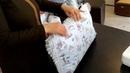 Sürpriz Yastık Yumurtlayan Yastık bebekler için üçlü set