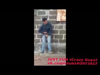 Street wanker spain член хуй cock penis дроч wank jerk caught spy public exhibitionist