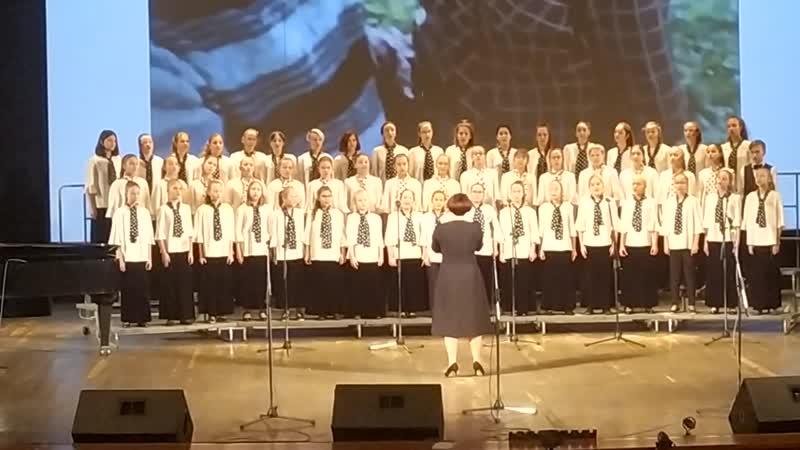 Старший хор девочек Традиция ДМШ г.Мытищи