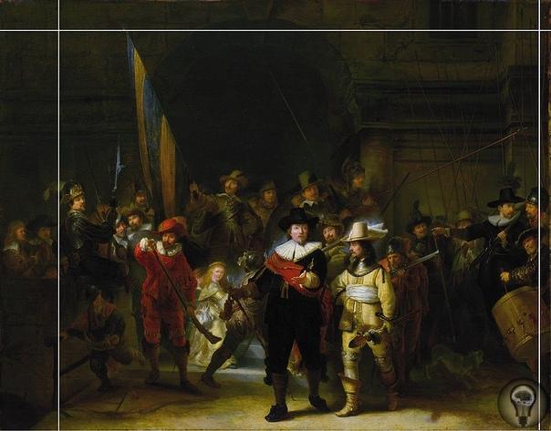 «Ночной дозор» Рембрандта «Ночной дозор» не только раскритиковали современники, но и всячески пытались уничтожить потомки. Что же таит в себе шедевр Сюжет Картина, которую сегодня мы знаем как