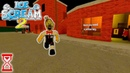 Второй проект Мороженщика 2 в Роблоксе Roblox Ice Scream 2
