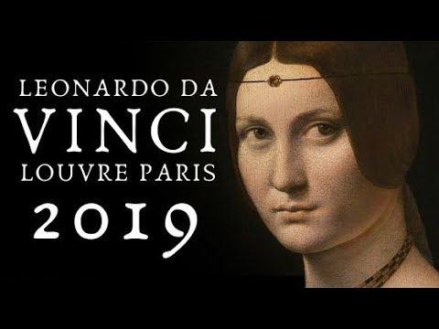 Leonardo da Vinci 2019 Louvre Paris Museum Louvre exhibition 2019