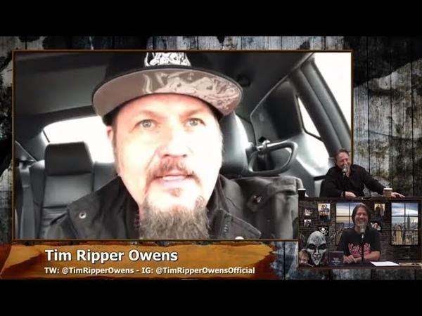 Tim Owens Three Tremors Interview