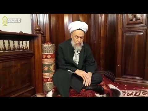 Şaban Ayında İbadet Etmek Şeyh Mehmet Adil el Hakkani ks 06 04 19
